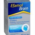 Efalex kapseli Для улучшения работы мозга и здоровья  глаз, 90 капсул, 500 mg