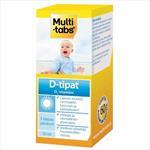 Multi-tabs D-tipat D3-vitamiini, 10 ml Витамин D и D3 в  каплях