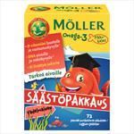 Moller Оmega-3 Pikkukalat, 45 шт