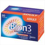 BION 3 Adult, 60 таблеток