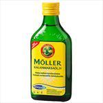 Möller рыбий жир, 500 ml