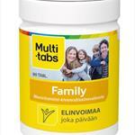Multi-Tabs Family Поливитамины для всей семьи, 100  таблеток