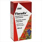 Salus Floradix Железосодержащий витминный комплекс 500 ml