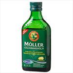 Möller рыбий жир со вкусом лимона, 250 ml