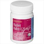Fludent hallon 0,25 mg  Таблетки фторида натрия со вкусом малины, 200 шт